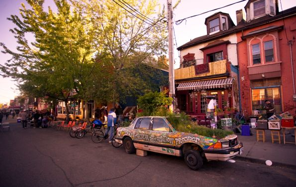 Toronto with Kids: Kensington Market.