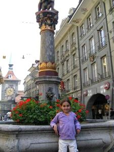 Visiting Bern with Kids
