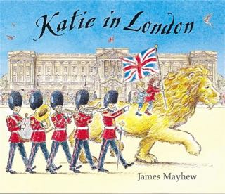Best book about London and Europe for kids.