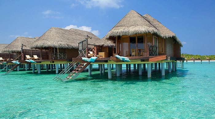 Best Family Overwater Bungalow Kanuhara Resort In The Maldives