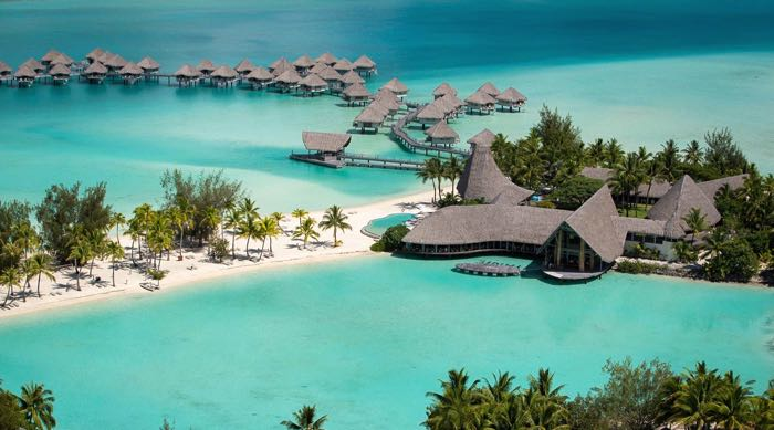 Best Family Hotel in Bora Bora: Le Meridien