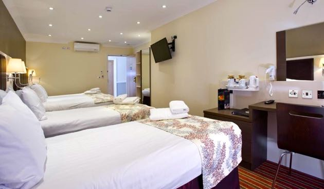 Best Western Chiswick with Kids