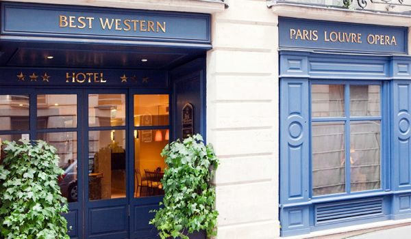 Best Western Paris Louvre with Kids