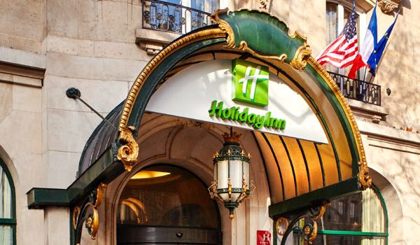 Paris Holiday Inn for Kids