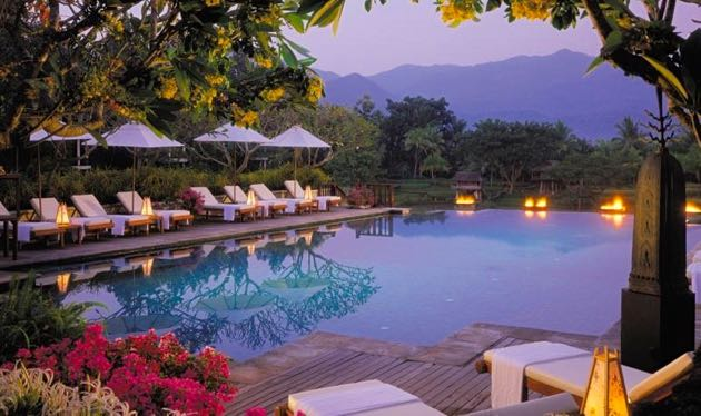 The Four Seasons Chiang Mai With Kids