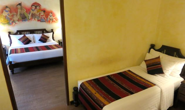 Yaang Come hotel with Kids in Chiang Mai