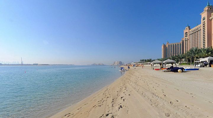 The best family resort in Dubai on the beach.