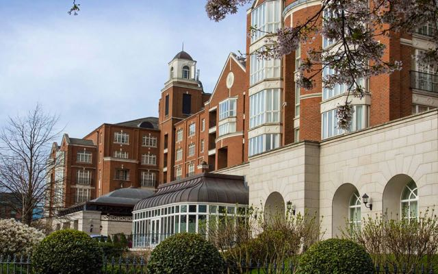 The best family hotels in Dublin: Intercontinental