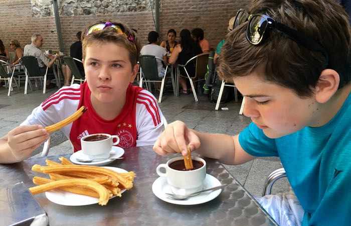 Madrid with Kids – Where To Stay