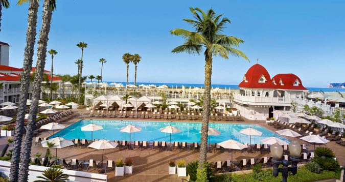 Best Family Hotel on San Diego Beach – Del Coronado