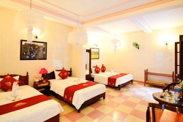 Good Cheap Hotel for Family in Hoi An.