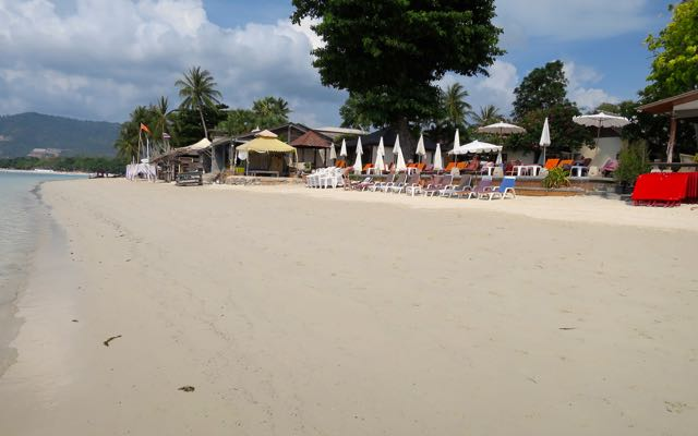 Hotels on Chaweng Beach