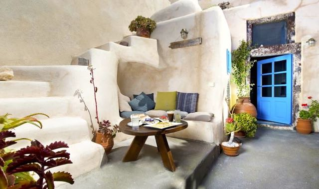 Best Santorini Villa: Anemi House in Oia