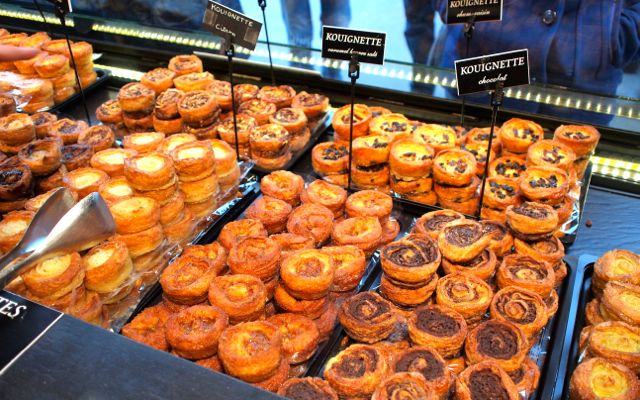 Paris for Kids: Bakeries