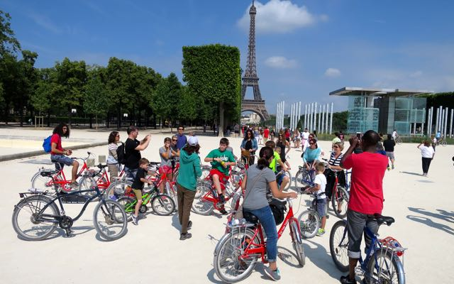 Paris Tour with Kids