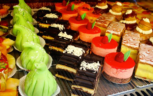 Paris for Kids: cakes and cupcakes