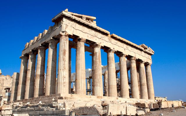 The Parthenon and Acropolis in Athens – The top historical attraction in Athens.