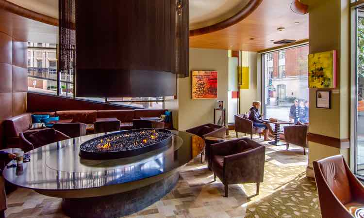 Best wine and boutique hotel in Seattle.