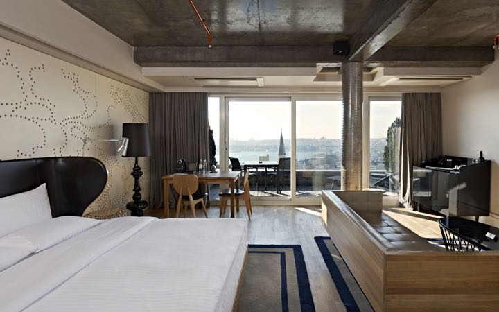 The Best Luxury Hotels in Istanbul: The Witt