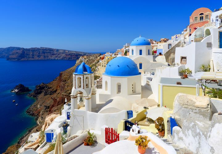 Santorini Photo Tour of the best spots on the island