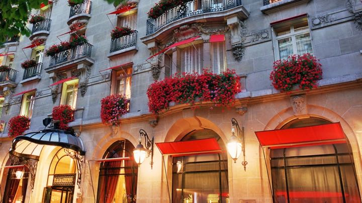 Best Luxury Hotel in Paris