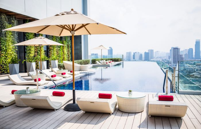 The Avani Riverside is Bangkok's best hotel for busy travelers.