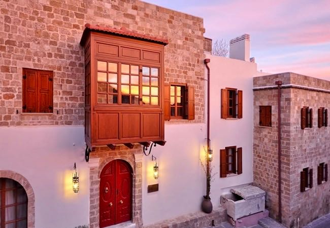 Best Boutique Hotel with Central Location in Rhodes Town.