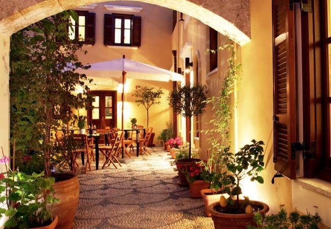 Best Suites Hotel in Rhodes.