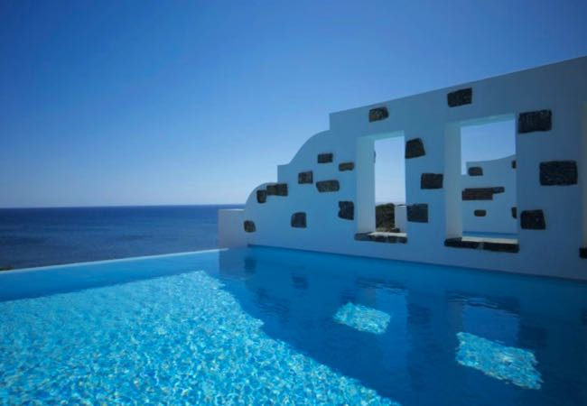 Best Resort Pool with Quiet and Solitude on Rhodes.