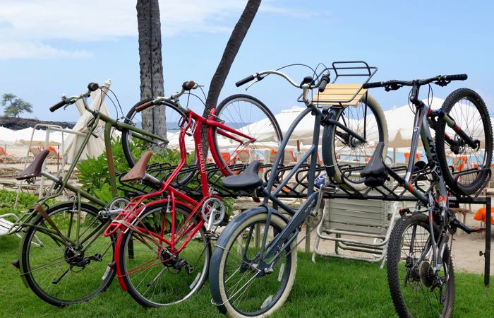 Rent a bike on Maui or Hawaii's Big Island