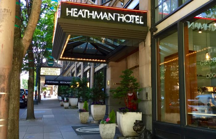 Historic hotel in Portland's Cultural District