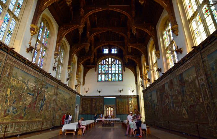 Hampton Court Palace, home to Britain's King Henry VIII