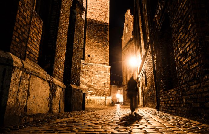 Gruesome nightly historic tour in Whitechapel