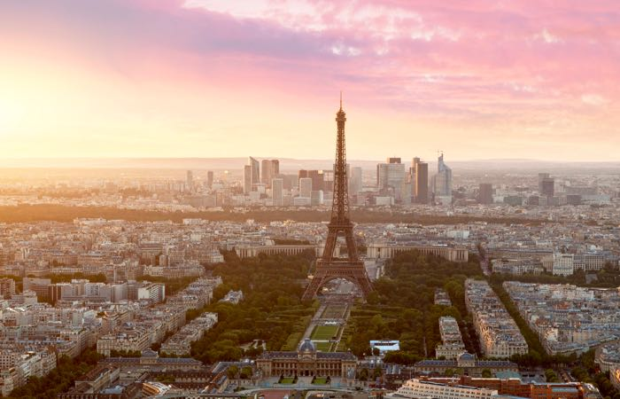 The best views in Paris are from the Montparnasse Tower