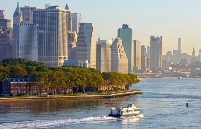 Governors Island off Manhattan offers lots to do and great city views.