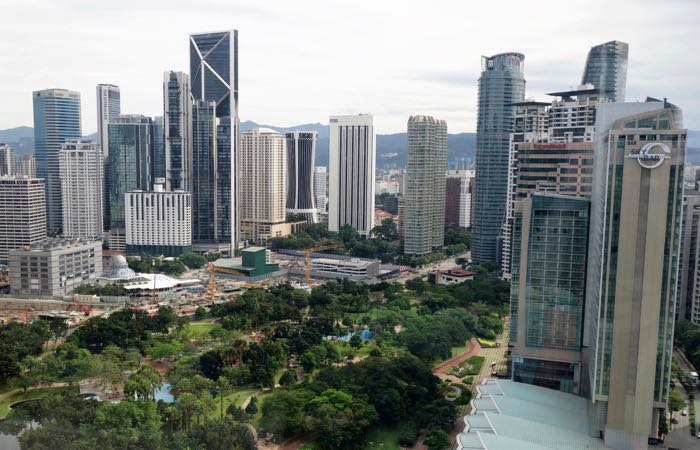 The best hotels in Kuala Lumpur City Center