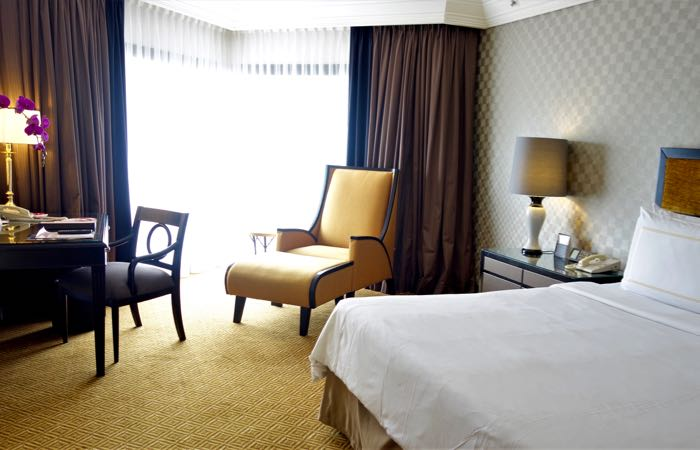 Kuala Lumpur's Grand Millennium hotel is surrounded by great shopping.
