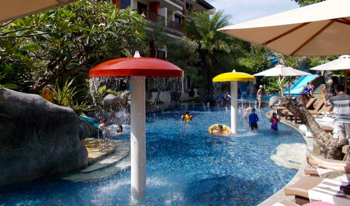 Hotel With Kid Friendly Pool In Bali