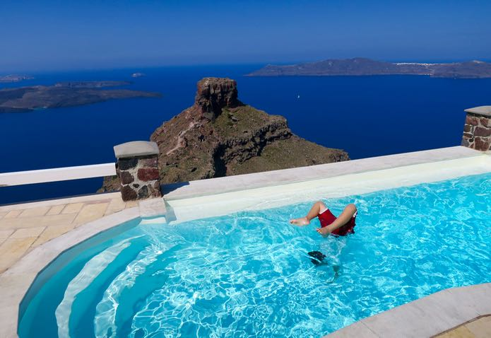 Santorini Greece Travel Planning and Travel Agents