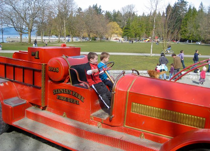 Family-friendly things to do in Vancouver, BC, Canada.