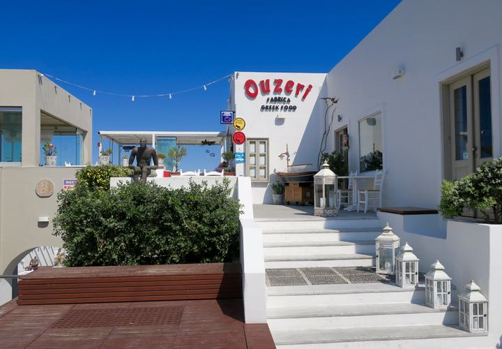 The best restaurants in Fira with great food.