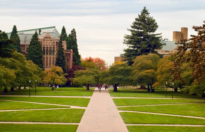 The best hotels near the University of Washington Seattle
