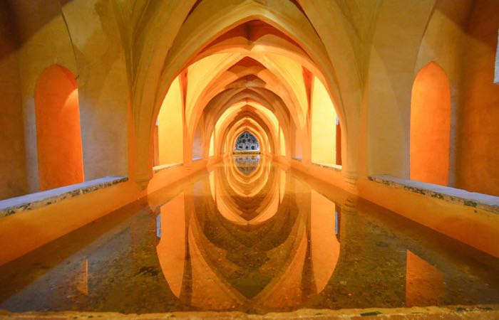 Real Alcazar is Seville's Royal Palace