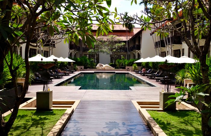 Anantara Angkor Resort & Spa, Krous Village, Siem Reap