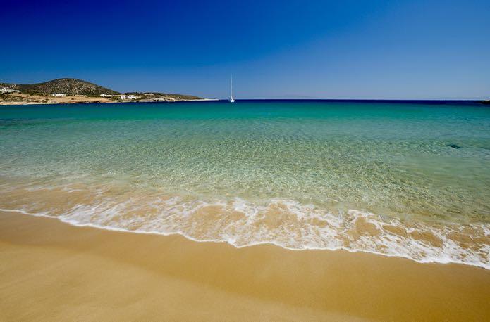 Paros Best Beaches near Hotel