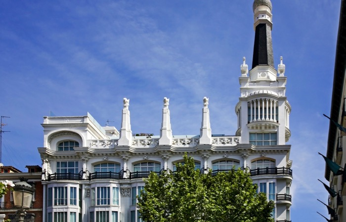 Where to stay and eat in Huertas, Madrid.