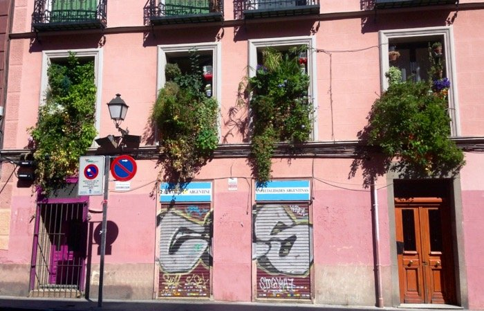 Where to stay and eat in Malasana, Madrid.