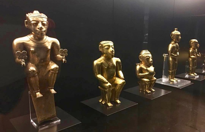 Visiting the Museo de America in Madrid