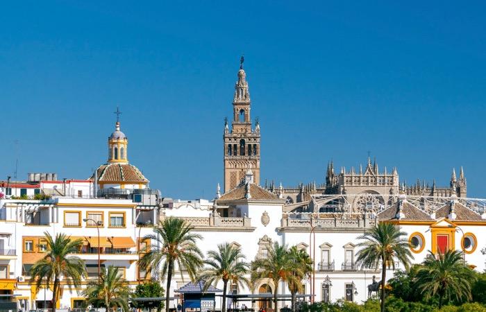 The best hotels and restaurants in Barrio Santa Cruz, Seville
