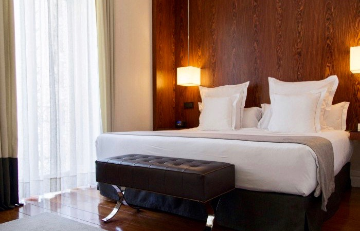 Hotel Unico Madrid, a Madrid hotel with Michelin-starred dining.